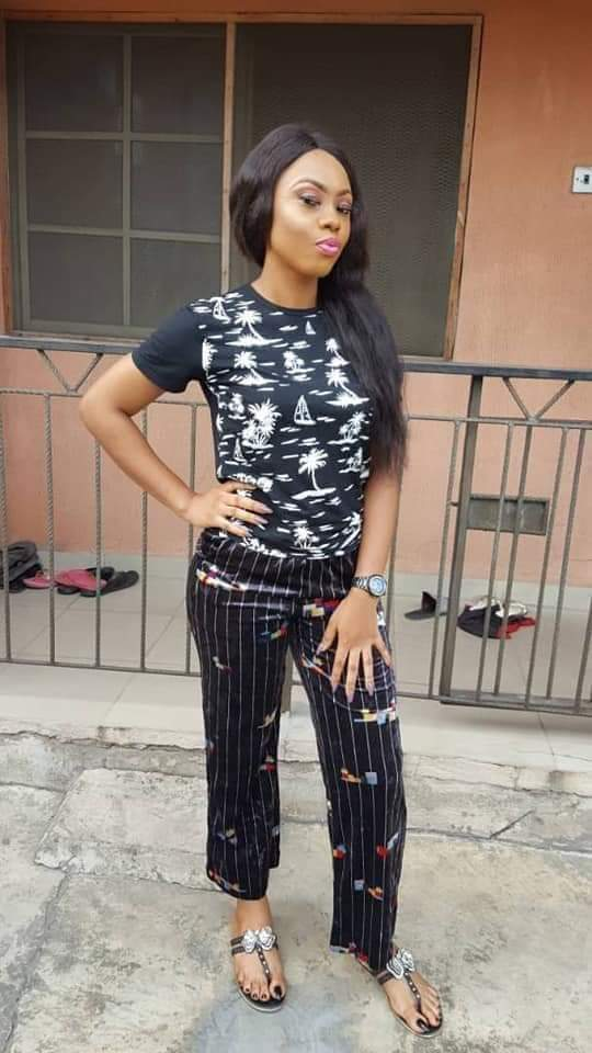 pol - Breaking!!! 20-year-old lady shot dead by police while boyfriend hospitalized in dire condition