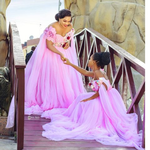 regina and daughter1 480x480 - These Photos of Regina Chukwu and her daughter as she turns 18 is downright beautiful