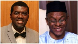 reno el rufai 1050x590 - Two months ago El-Rufai promised foreigners who intervene in Nigeria Will Return Home In Body Bag, Now A British aid worker in Nigeria is returning in body bag – Reno Omokri