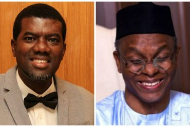 Two months ago El-Rufai promised foreigners who intervene in Nigeria Will Return Home In Body Bag, Now A British aid worker in Nigeria is returning in body bag – Reno Omokri