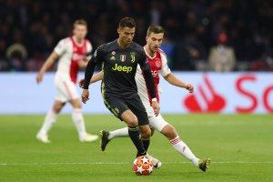 ron 2 - Breaking!!! Cristiano Ronaldo Is Now Joint Highest Goal Scorer