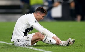 rond - UEFA Champions League: Ronaldo Reaches 9 Years Personal Low