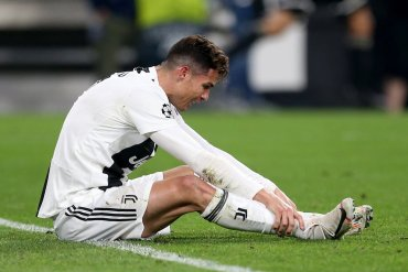 UEFA Champions League: Ronaldo Reaches 9 Years Personal Low