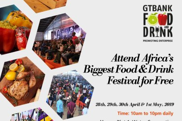Meet the Foodprenuers for the GTBank Food and Drink Festival