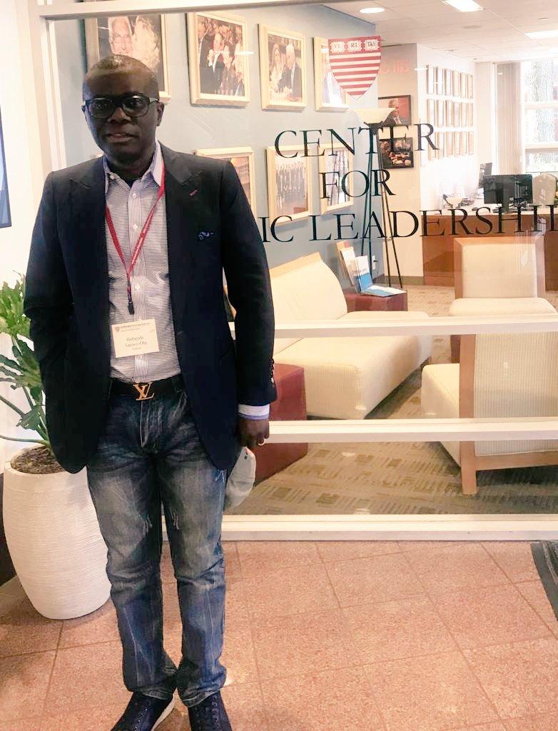 0 IMG 20190508 133058 - (Photos) Jide Sanwo-Olu in Harvard to take a course on governance