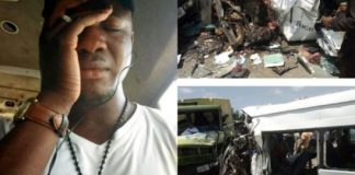Nigerian man recounts how delay at an ATM saved him from a fatal bus accident