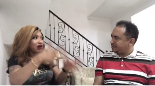 1 - 'Tonto Dikeh's son will not suffer in the future' – Daddy Freeze