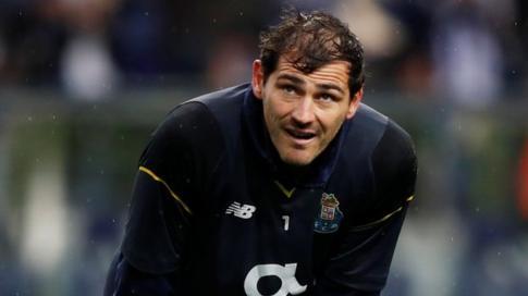 106755562 casillas reuters2 - Breaking: Iker Casillas Suffers Heart Attack