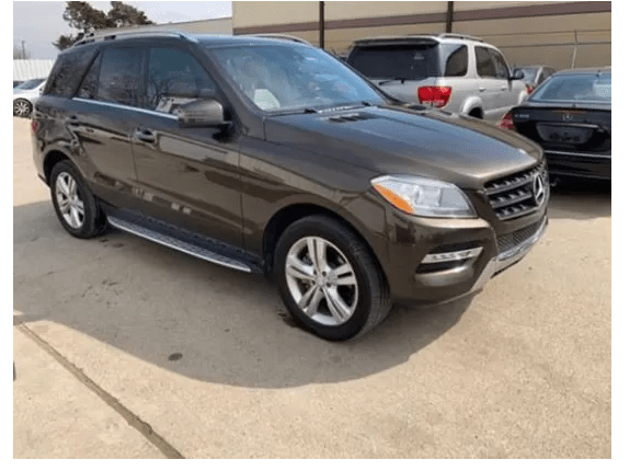 [Photos]: Jaywon acquires a Mercedes Benz