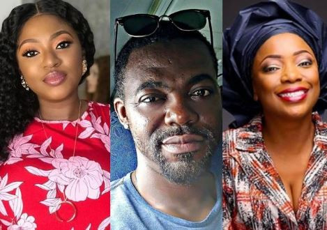 Yvonne Jegede's ex-husband Abounce sparks dating rumors with veteran actress
