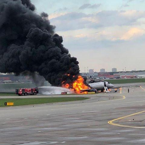 5ccfd0b04e933 - [Photos]: 41 dead as plane crashes in Moscow