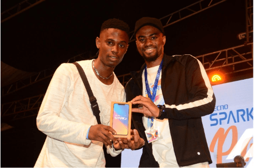 6 - Peruzzi, DJ Consequence & Qdot Thrill Fans at the TECNO Spark 3 Party