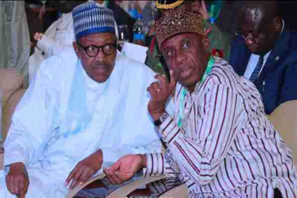''thank you for not converting me to Islam'' - Amaechi To Buhari
