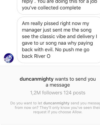 IMG 20190513 013359 - Norway-based Artist, Appyday Reveals How Duncan Mighty Swindled Him of 1Million Naira