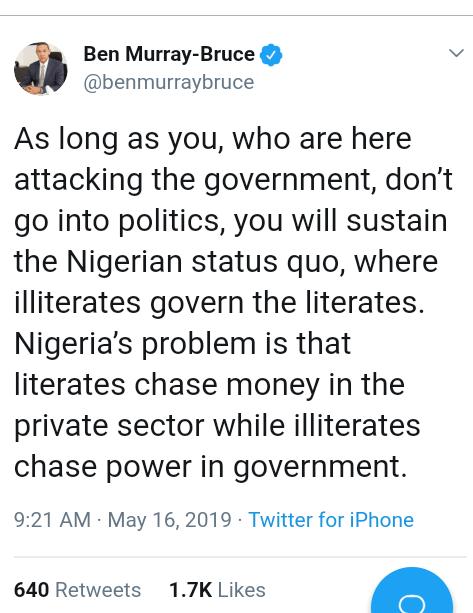 Ben Murray-Bruce