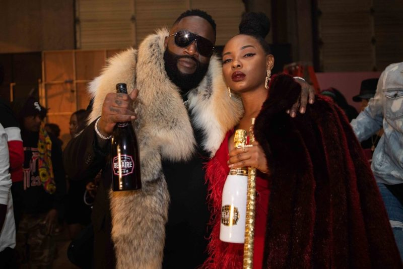 Yemi Alade Rick Ross 1 e1556616343407 - 3 Nigerian Music Collaborations That Were Downright Unnecessary