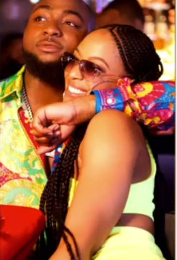 """baby - [Video]: Davido And Second Baby Mama Go On Fierce """"Zanku"""" Dance Competition At Daughter's Birthday"""