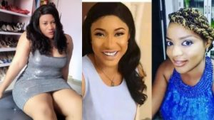 blessing - More Drama: Nkechi Blessing Takes Side With Tonto Dikeh, Shares That Funke Adesiyan Gets Beaten By Husband