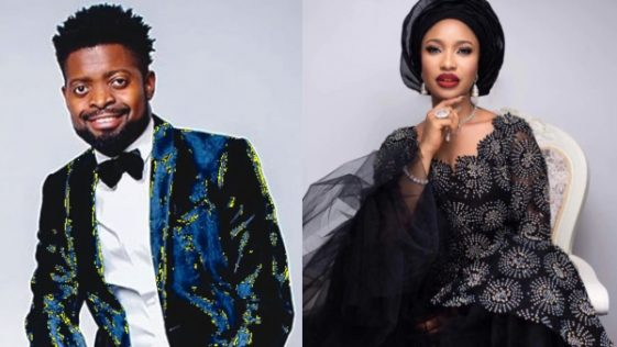 bright - Internet Would Be Peaceful If Networks Start Checking The Mental State Of Peeps Before They Can Buy Data – Basket Mouth Slams Tonto Dikeh