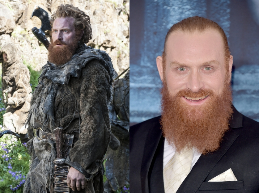 kristofer hivju got 37673 - 5 Game Of Thrones Characters Who Look Unrecognizable Out of Costume