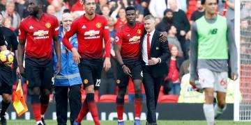 Europa League: Manchester United Unbeaten Run Comes To Halt