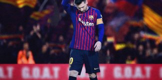 Lionel Messi Sets New Record