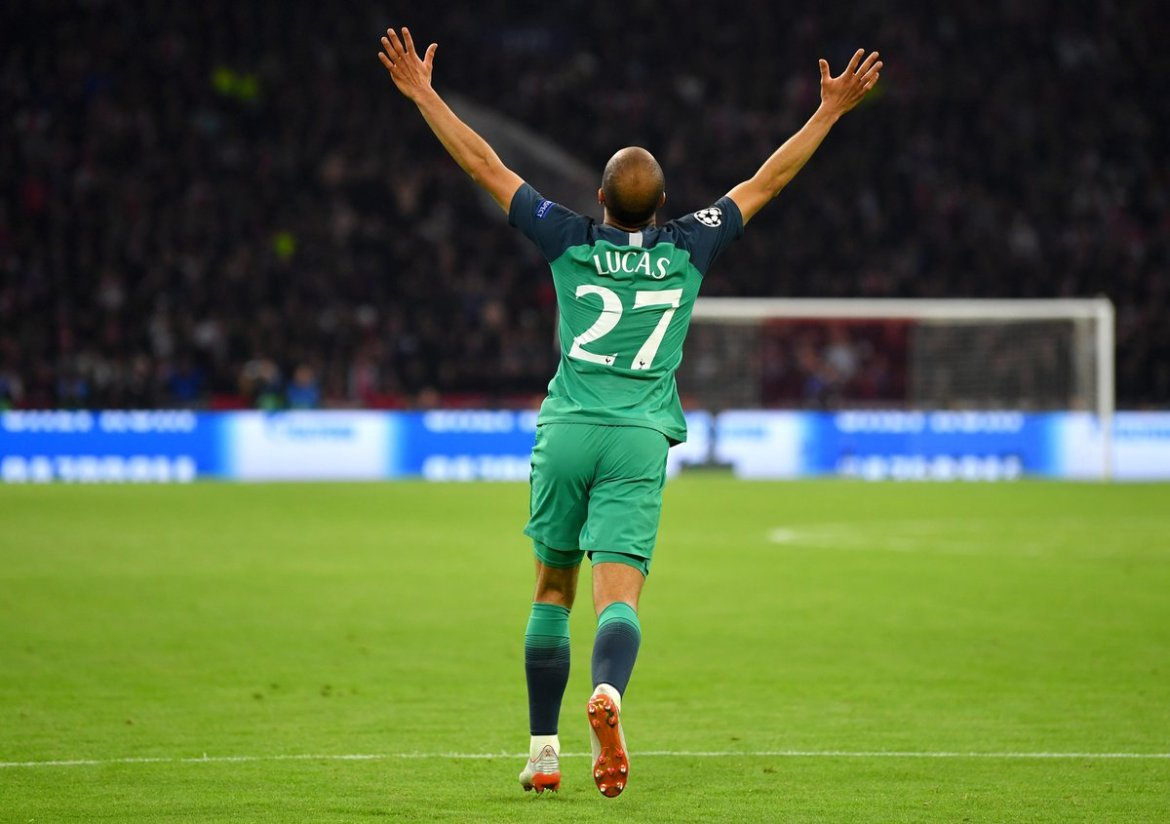 moura - Breaking: Lucas Mouras Shares Record With Cristiano Ronaldo And Four Other Players