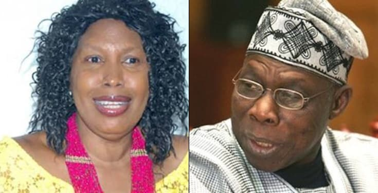 objj - Obasanjo's Estranged Wife Releases Statement, Accuses Obasanjo Of Sending Assassins After Her And Son For Supporting Buhari