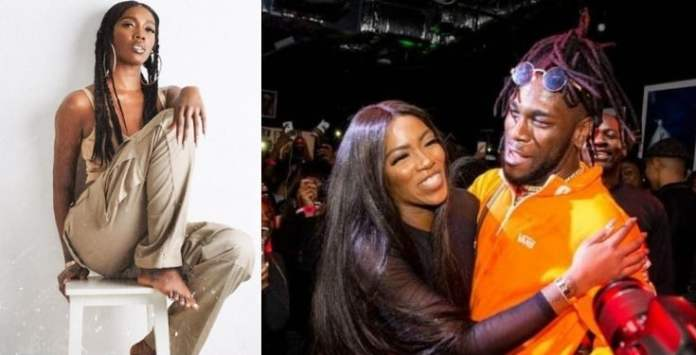 Tiwa Savage Agrees With Burna Boy Over His Comment On Nigerian artistes with international deals