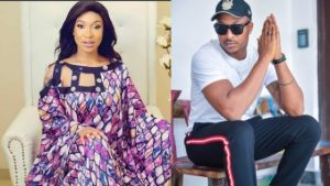 "toi - ""You Know Say Na We Wey Dey Industry Know You"" – Tonto Dikeh Warns Ik Ogbonna To Steer Clear Her Business"