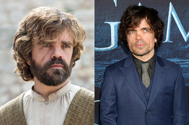 tyrion 86003 - 5 Game Of Thrones Characters Who Look Unrecognizable Out of Costume