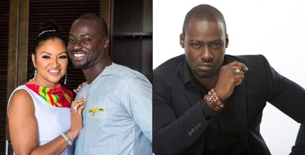 Chris Attoh finally breaks his silence following the murder of his wife