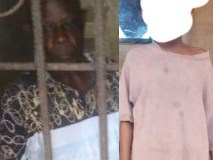 [Photo]: Police arrest 70-year-old who defiled a 5-year-old in Imo state