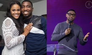 Just in: Pastor Abiodun Fatoyinbo Of Coza Finally Reacts To Allegation Of Rape Levied Against Him By Timi Dakolo's Wife