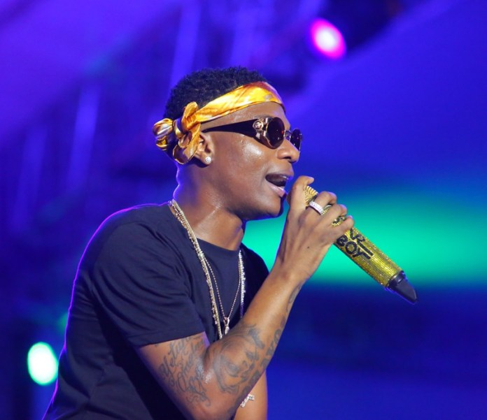 Wizkid celebrates 29th birthday on 16 july 2019