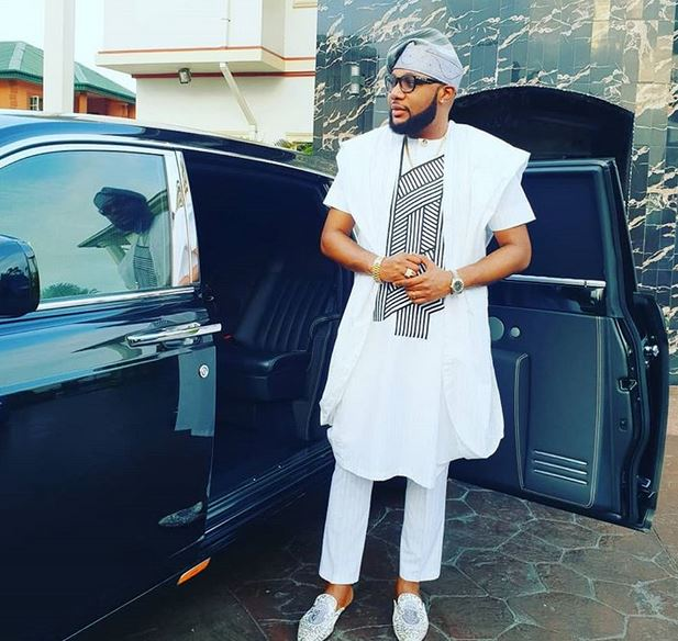 E-Money Shows Off His Luxury Master Bedroom (Picture)