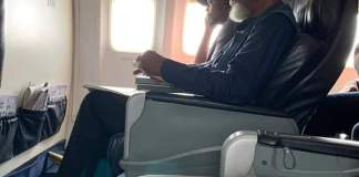 ''The young man who ordered Soyinka off his seat Was Right'' - Nigerians Take Side With The Young Man