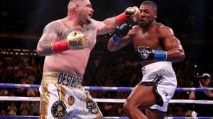 ''He Wasn't A True Champion'' - Wilder Mocks Anthony Joshua