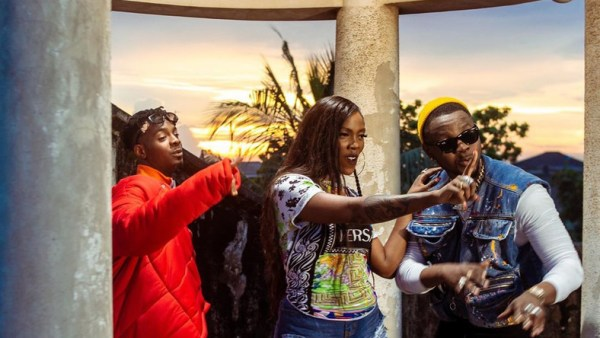 New Music Alert: Young John Teams Up With Tiwa Savage And Kizz Daniels To Drop ''Ello Baby''