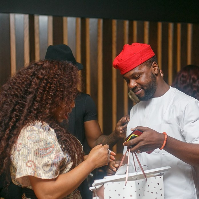 More Photos Have Emerged From Rita Dominic's Birthday Party