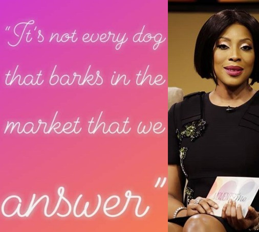 'A Number Of Successful People Have Stabbed Me In The Back' - Mo Abudu