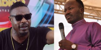 Eedris Abdulkareem and Apostle Suleman