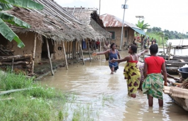 Flood in Jos