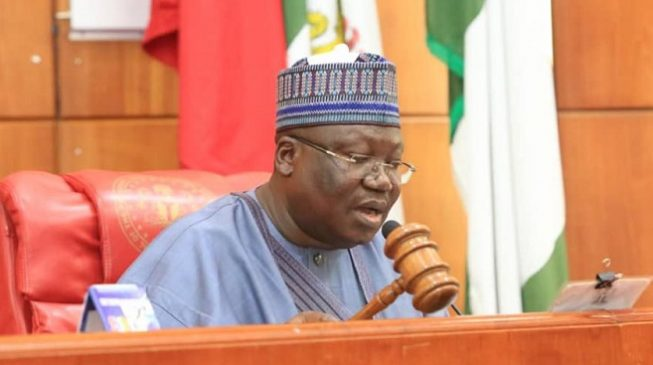 COVID-19: Senate President Calls On FG To Provide Relief For Poor Nigerians