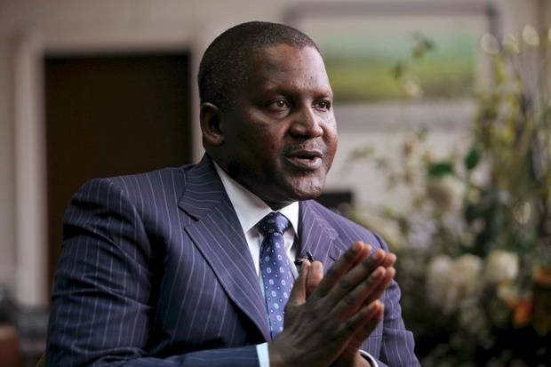 , The More You Give, The More You Receive, Says Dangote, All 9ja