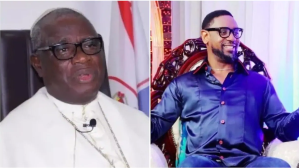 Eminence Samuel Uch reacts to fatoyinbo rape allegations and believes its foolish