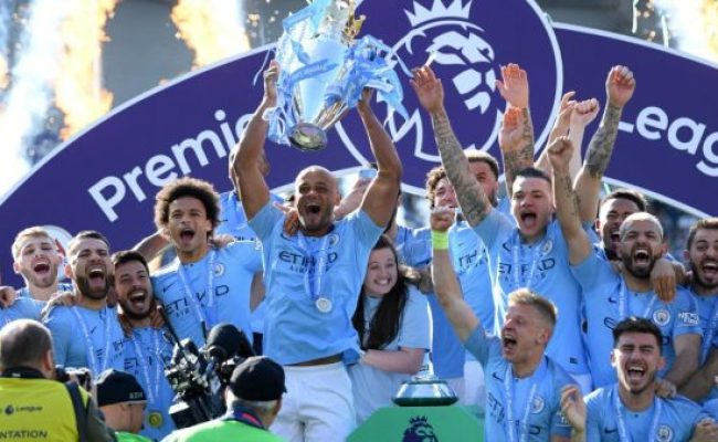 Full List Man City Ranked Best Football Team In The Word