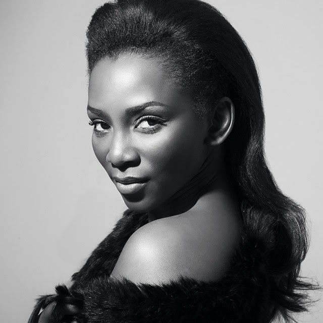 Genevieve Nnaji Attends Hollywood Event In Style (Picture)