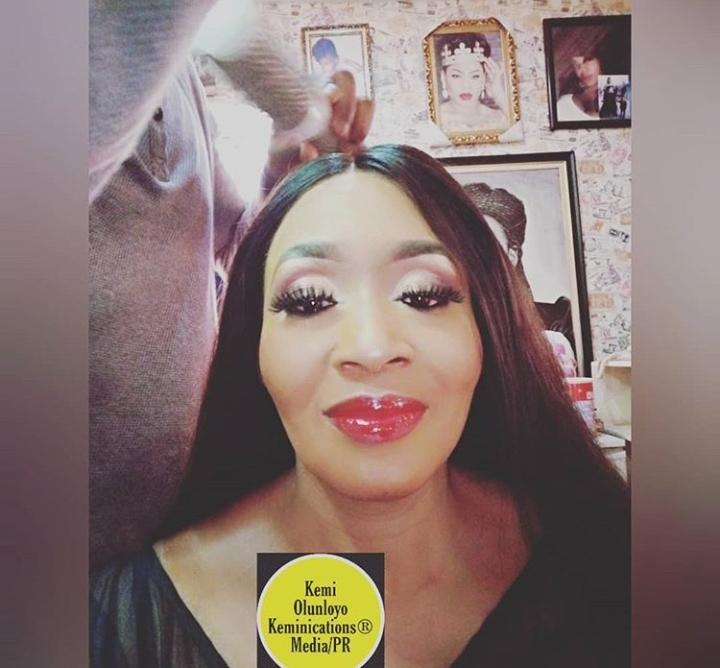 the controversial Kemi Olunloyo