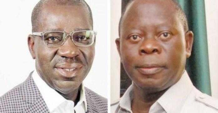 'I And Oshiomhole Have Settled Our Issues' - Godwin Obaseki